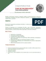 Tecnicas de Palinologia 2012-12 Cicy