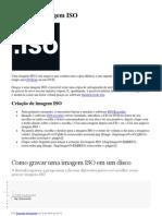 Criar Uma Imagem ISO