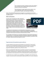 Mercado Global, Hortalizas, Legumbres