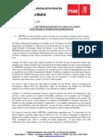 Alegaciones Metro Ligero