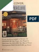 Denver Life Cover Feature