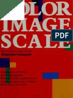 Color Image Scale - Kobayashi, Shigenobu, 1925