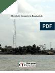 Electricity Scenario in Bangladesh