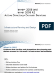 IPD - Active Directory Domain Services Version 2.2