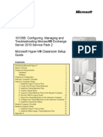 Configuring, Managing and Troubleshooting Microsoft® Exchange