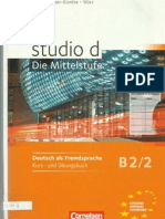 Studio D Die Mittelstuffe B2-2