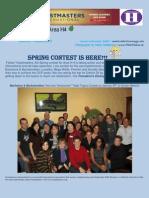 E-Newsletter Area H4 2-2013
