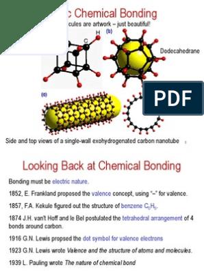 8 Bonding   Chemical Bond   Covalent Bond