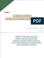 REHABILITACION - Desarrollo Neuronal Del Ni+_o