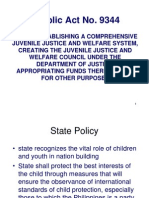 Juvenile Justice and Welfare Act.ppt