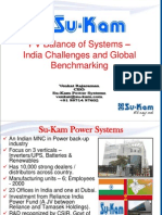 SOLAR PV BALANCE OF SYSTEM