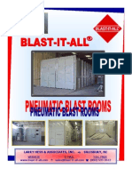 Pneumatic Blast Room