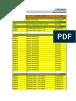 Customer Outstanding Till 26-02-2013