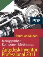 1123_Menggambar Komponen Dengan Autodesk Inventor Prof 2011