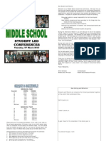 SLC Program Guide and Schedule for Grade 6