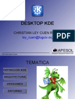 Desktop Kde