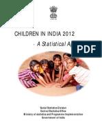 Mospi.nic.in Mospi New Upload Children in India 2012-Rev
