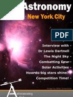 Astronomy Wise March Astronomy EZine 2013