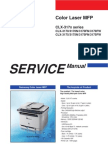 Samsung CLX-3170, CLX-3175 Color Laser MFP Service Manual