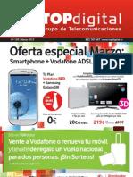 Revista TOPdigital Marzo 2013