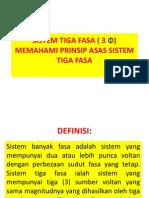 Sistem Tiga Fasa 3