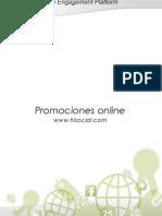 Promociones Online- Sorteo Facebook