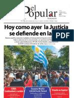 El Popular N° 214 - 1/3/2013