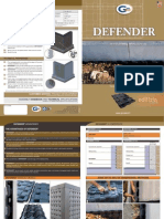 Geoplast Defender Catalogue