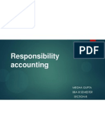 Responsibility Accounting