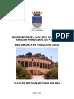 Memoria Plaza Toros BRL Def.
