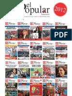 El Popular - Anuario 2012