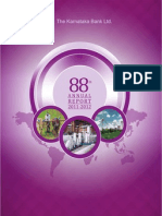 Karnataka Bank Ltd-Annual Report 2012