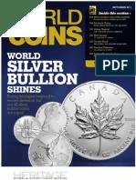 World Coins - September 2011