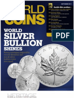 World Coins - September 2011