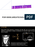CALCULOS CIRCUITOS ELECTRICOS