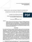 EFFECTS OF FLY ASH AND SILICA FUME ON THE RESISTANCE OF MORTAR TO SULFURIC ACID AND SULFATE ATTACK