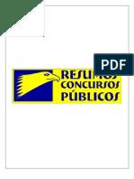Resumos Concursos - Simulado de Direito Administrativo - Leis 8112-90 e 8666-93 - CESPE