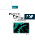 Pragmatic Project Automation