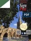 Derbyshire Signpost 2013