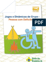 Jogos e Dinamicas de Grupo-pessoa Com Deficiencia