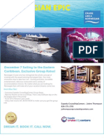 Exclusive Group Rates for Expedia CruiseShipCenters !