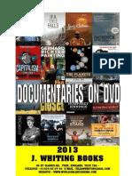 2013 Booklet Documentaries 2012