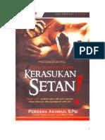 eBook Gratis - Kerasukan Setan, Benarkah Manusia Dapat Dirasuki Oleh Jin 2 - Perdana Ahmad