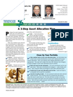 Munn & Morris Financial Advisors March Newsletter