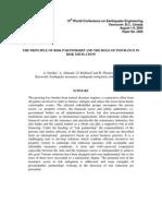 Principle of Risk Partnership