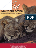 Wild South Africa National Parks & Reserves ISBN 9781770263574