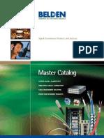 2006 Belden Catalog