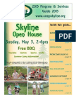 Skyline 2013 Program Guide