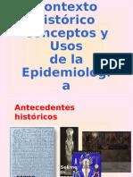 T1_Contexto Histórico-Conceptos y Usos de la Epidemiología