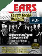 Gears Magazine March 2013